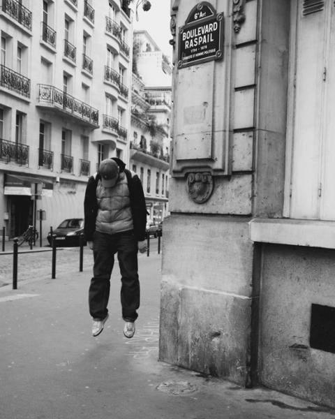 Levitation by Franck Bohbot