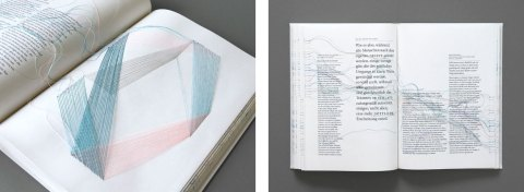 Traumgedanken, the hypertextual book