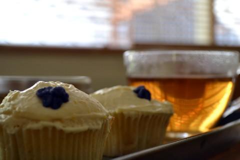 bergamot cupcakes earl grey tea