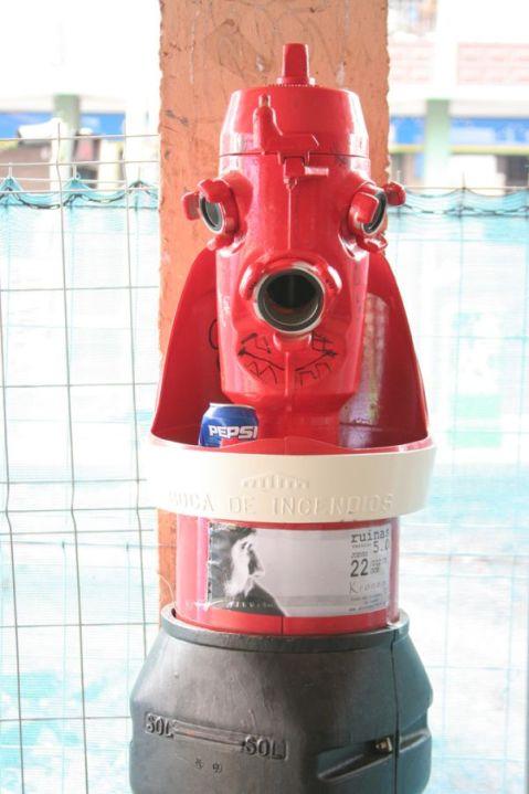 Darth Vader fire hydrant