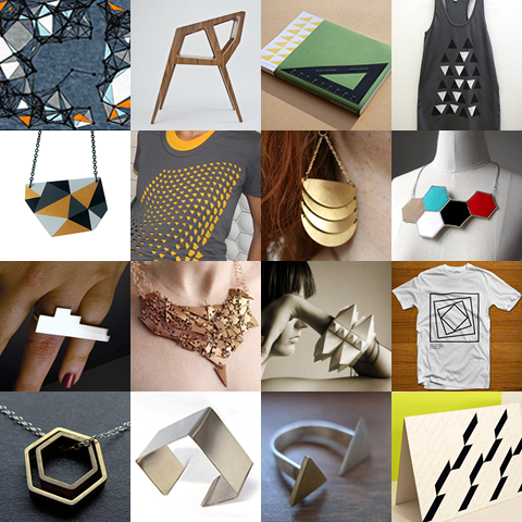 etsy finds geometries