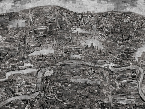 Sohei Nishino London diorama