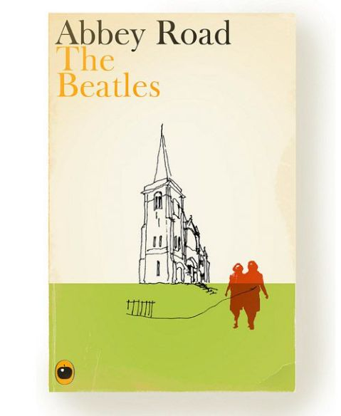 The Beatles Abbey Road book