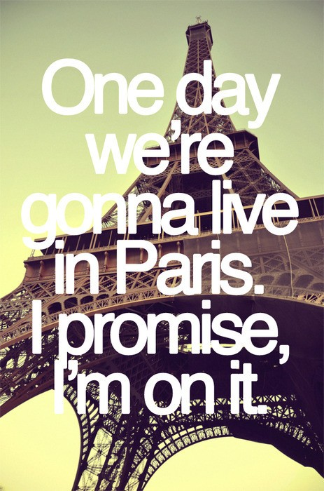 paris by the friendly fires