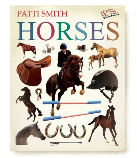 Patti Smity Horses book