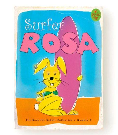Pixies Surfer Rosa book