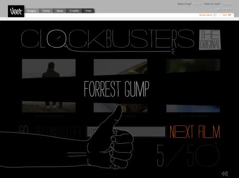 clockbusters forrest gump