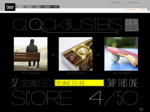 clockbusters movie quiz