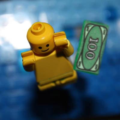 Lego Nirvana Nevermind