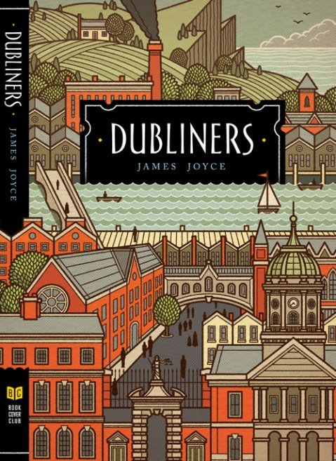the book cover club dubliners
