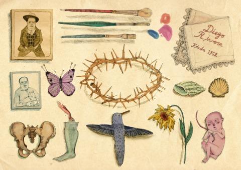 Frida Kahlo Treasures